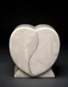 Marble Heart Companion | — Bakerview Community Cremation